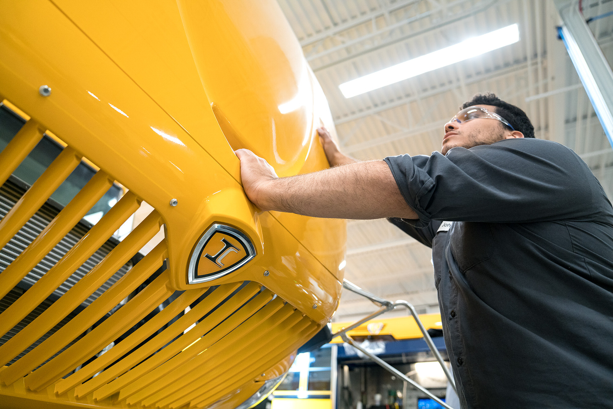Navistar IC Bus maintenance